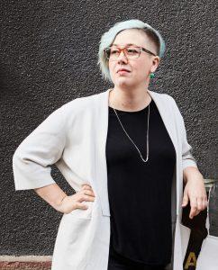 Malin Trotzig, foto Paulina Westerlind